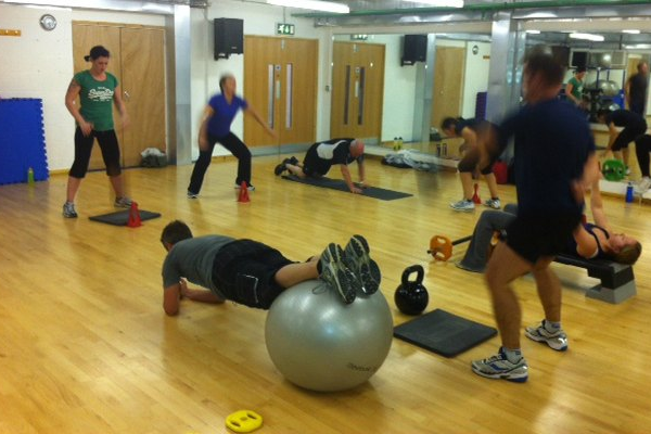 Interval Training Personal Trainer Palm Beach